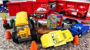 new lego cars 3 disney cars 3 mcqueen mack truck disney pixar