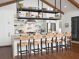 oval kitchen islands simple portfolio 15 stylish kitchen island ideas hgtv s decorating design