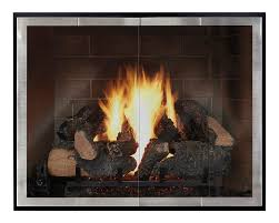 moderne slim frame masonry fireplace design specialties