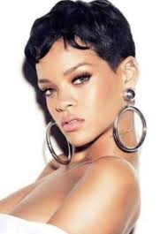 15 eye catching looks featuring rihanna u0027s short hairstyles