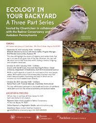 native plants pennsylvania willisbrook preserve radnor conservancy