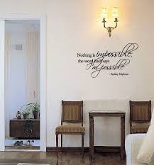 Quote Decals For Bedroom Walls 42 Best Wall Decal Quotes Images On Pinterest Vinyl Wall Quotes