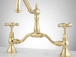 Barand Faucet Sink U0026 Faucet Beautiful Polished Brass Kitchen Faucet Kitchen