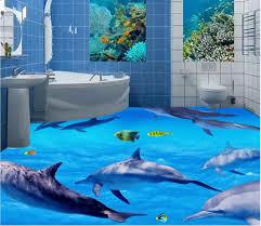 Cheap Wall Murals by Online Get Cheap Dolphin Wall Murals Aliexpress Com Alibaba Group