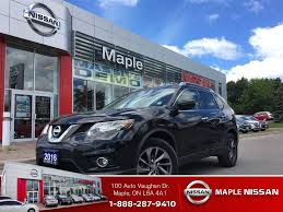 Nissan Rogue Fog Lights - nissan rogue 2016 with 34 688km at maple nissan rogue 2016 from