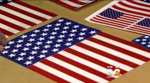 The Amarican Flag The American Flag To Be Redesigned What Do You Think Of It