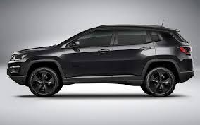 jeep compass 2018 black jeep compass 2018 night eagle preço consumo detalhes car blog br