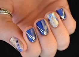 new top 25 dynamic extraordinary blue nails art designs ideas