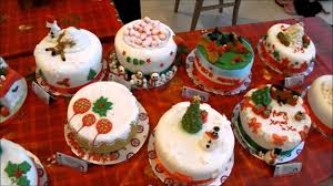christmas cake decorating competition at lakeside north harbour