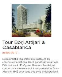 attijari wafa bank siege casablanca casablanca anfa borj attijari 54 750 m project page 2
