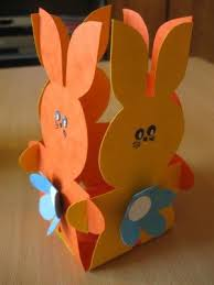 Easter Decorations Construction Paper by