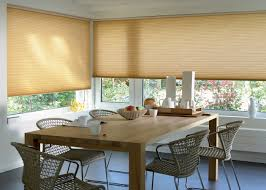 duette beige kitchen blinds energy saving blinds neutral home