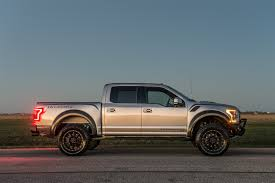 Ford Raptor Horsepower - hennessey performance tunes the 2017 ford f 150 raptor to 605 hp