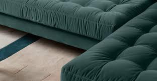 canapé d angle en velours nettoyer canapé velours nouveau canapé d angle 4 places avec