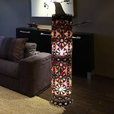upscale wooden leg design homemade lamps for lamp together with lummy bohemian style bedroom decoration lamp living room iron lamps cafe lamp ac compare prices on