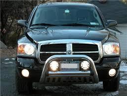 dodge dakota fog light dodge dakota off road bumper l bar auxiliary driving lights kit