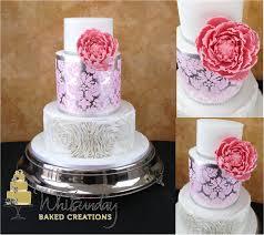 3 tier wedding cakes fondant