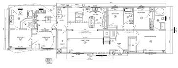 house plan with guest apartment