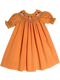 smocked dresses for infant baby