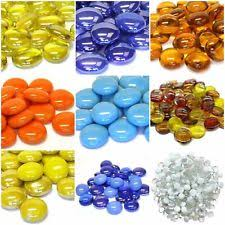 Decorative Glass Stones For Vase Vase Pebbles Other Home Decor Ebay