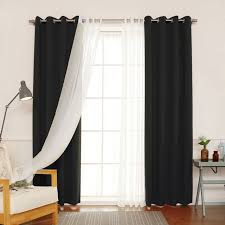curtain 10 favorite design linen blackout curtains collection