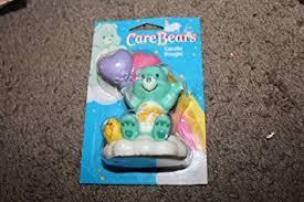 amazon wilton care bear candle bear decorative cake