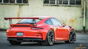 porsche 911 2016 2016 porsche 911 gt3 rs stock 6583 for sale near portland or