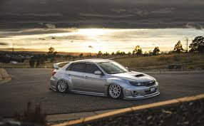jdm subaru wrx subaru impreza wrx sti stance bellyscrapers low jdm hd wallpaper