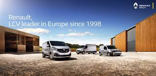 renault stays number one for van sales in europe dennehy commercials