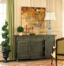 Green Console Table Moss Green Console Table