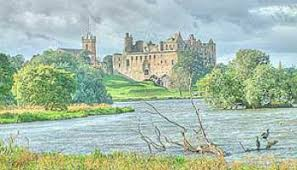 Seeking Castles Linlithgow Palace Wentworth Prison In Outlander Castle