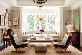 Awesome Large Living Room Furniture Images Amazing Design Ideas - Furniture placement living room bay window