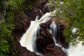 Minnesota waterfalls images Mn waterfalls the north shore jpg