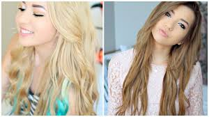 blonde to brunette hair blonde to brunette tips on growing out hair hair care youtube