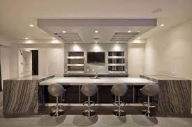 Fancy Home Bar Designs For All Fans Of The Modern Living - Modern home bar designs