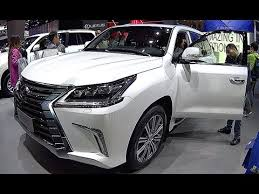lexus model 2016 2017 suvs lexus lx570 model interior exterior