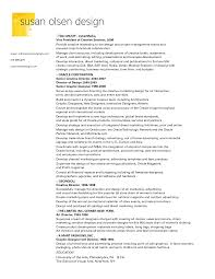 Perfect Resume Layout Graphic Design Resume Example