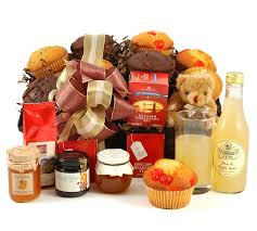 Breakfast Basket The Breakfast Hamper Buy Online For 29 99