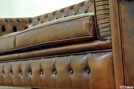 Aged Leather Sofa Aged Leather A Very Interesting Upholstery U2013 Chesterfield Sofa
