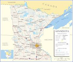 Mn Counties Map Minnesota Map Minnesota State Map Minnesota Road Map Map Of Minnesota