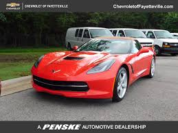 2014 used chevrolet corvette stingray 2dr convertible w 2lt at