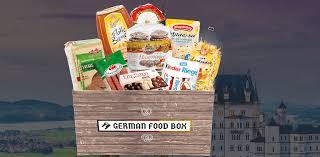 german gift basket german food box hello subscription