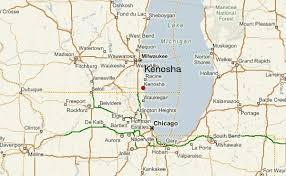 kenosha map kenosha location guide