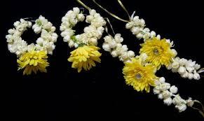 flower jewellery flower