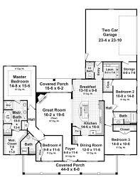 antique home floor plans