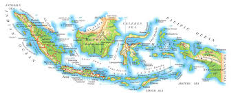 Detailed World Map Maps Of Indonesia Detailed Map Of Indonesia In English Tourist