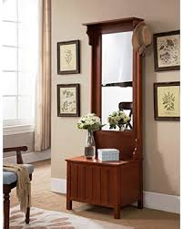 savings on brand furniture entryway tree with mirror