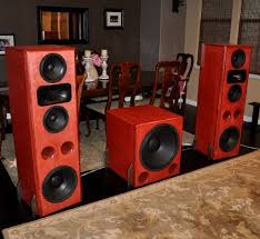 swans home theater home audio speaker project using products from parts express