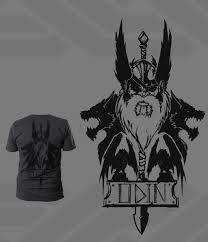 odin design odin shirt design by dimidevos on deviantart