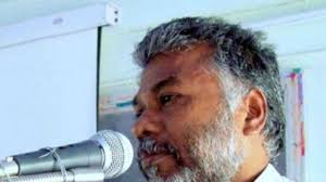 hounded by bigots author perumal murugan announces his own death